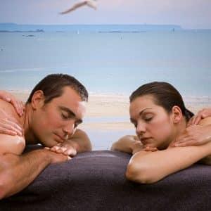 Modelage corps relaxant en Duo