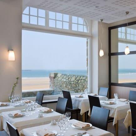 Restaurant Antinéa - Formule bord de mer - Invitation pour 2 personnes