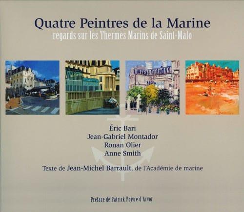 Quatre Peintres de la Marine