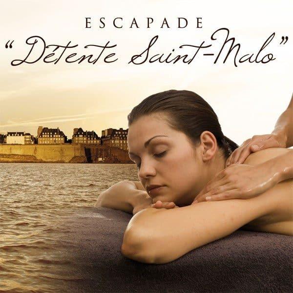 Escapade détente Saint-Malo au Nouveau Monde