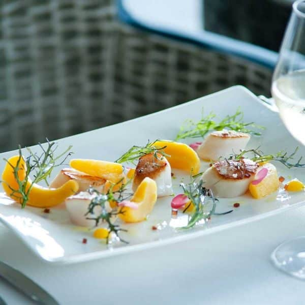 """Restaurant """"Les 7 Mers"""" - Menu Balade pour 2 personnes"""