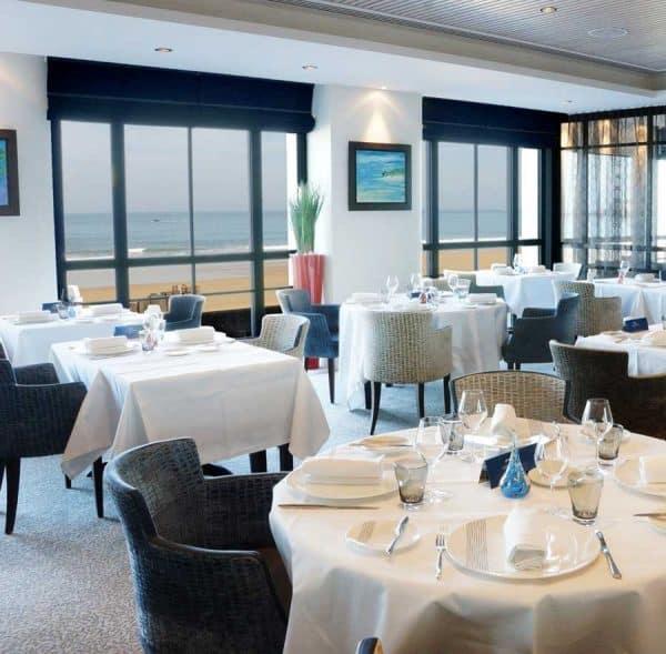 """Restaurant """"Les 7 Mers"""" - Menu Grand Large pour 2 personnes"""