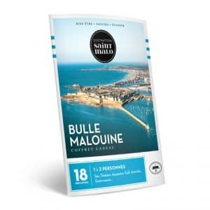 Coffret Destination Saint-Malo : Bulle Malouine