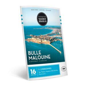 Coffret Destination Saint-Malo : Bulle Malouine