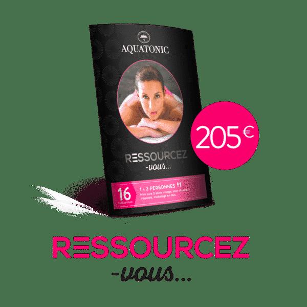 Coffret Aquatonic : Ressourcez-vous 1