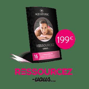 Coffret Aquatonic : Ressourcez-vous
