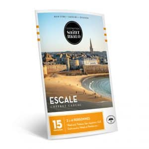 Coffret Destination Saint-Malo : Escale