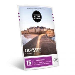 Coffret Destination Saint-Malo : Odyssée