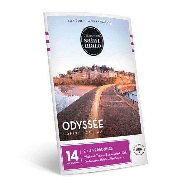 Coffret Destination Saint-Malo : Odyssée 1