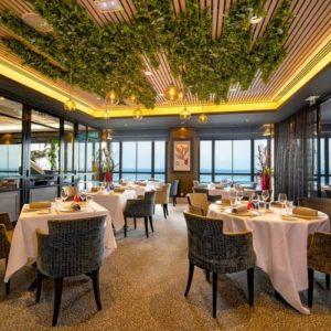 Restaurant «Les 7 Mers» – Menu Découverte pour 2 personnes