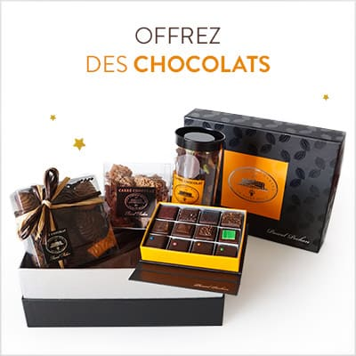 offrir chocolat